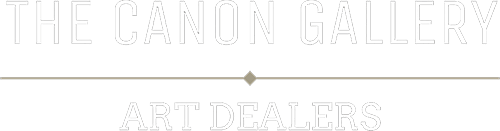 The Canon Gallery Logo header